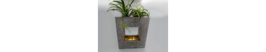 Fontanny i wodospady domowe – atelier - FloralaFun
