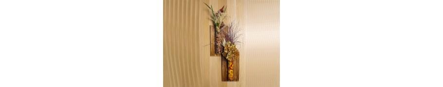 Dekoracje na ścianę, ramki, wazony i ozdoby - FloralaFun
